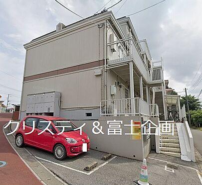 アパート-松戸市河原塚 外観
