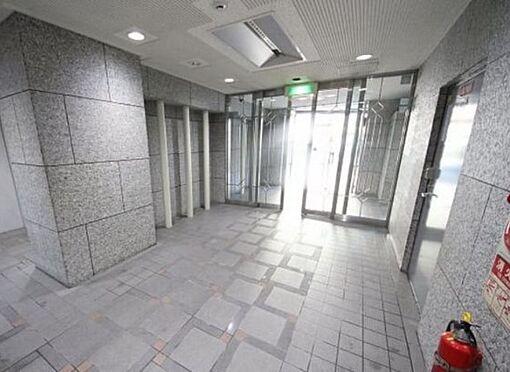 マンション(建物一部)-大阪市北区豊崎1丁目 シックな印象のエントランス