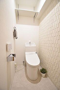 中古マンション-江東区高橋 トイレ