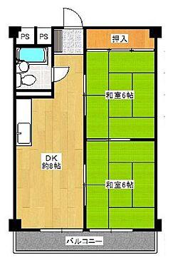 区分マンション-大阪市西成区南津守5丁目 図面より現況を優先します。