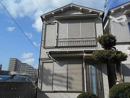 中古テラスハウス-神戸市垂水区上高丸3丁目 外観