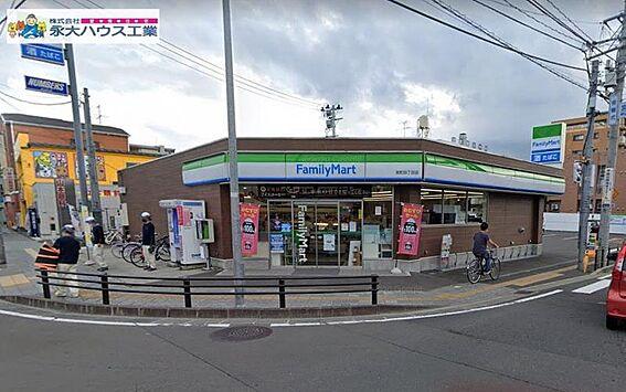 区分マンション-仙台市青葉区梅田町 ファミリーマート宮町4丁目店 約400m-