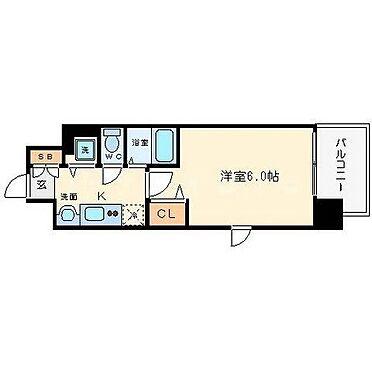 マンション(建物一部)-大阪市浪速区元町2丁目 二面開口で通風に配慮した洋室