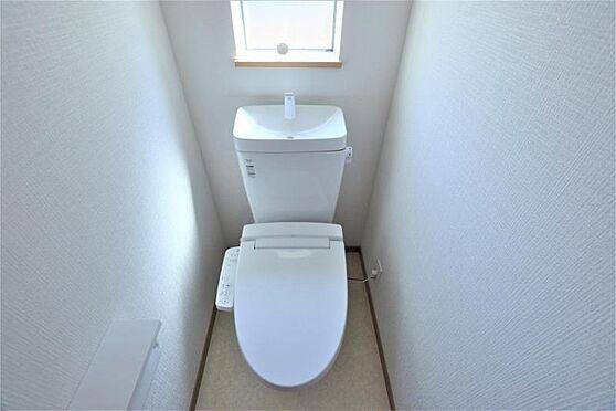 新築一戸建て-仙台市泉区南光台6丁目 トイレ