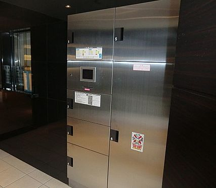 マンション(建物一部)-大阪市阿倍野区天王寺町南3丁目 宅配ボックスがあるからお出かけも便利。