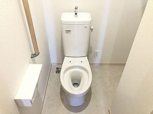 新築一戸建て-みよし市三好町荒池 トイレが清潔だと気分も良いですよね♪(こちらは施工事例です)