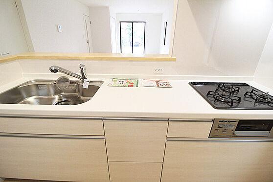新築一戸建て-多摩市和田 キッチン