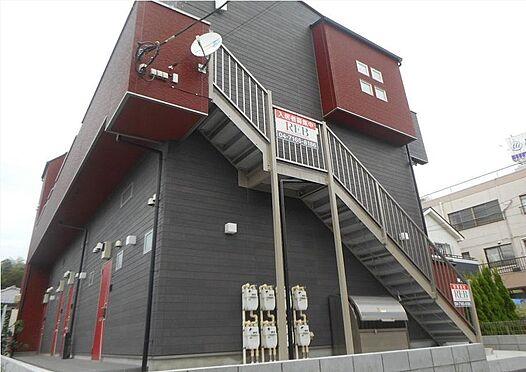アパート-松戸市新松戸1丁目 外観