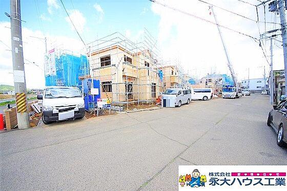 新築一戸建て-名取市手倉田字八幡 外観
