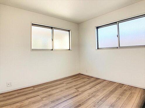 新築一戸建て-名古屋市天白区天白町大字八事字裏山 2階各部屋約6帖超えのお部屋!