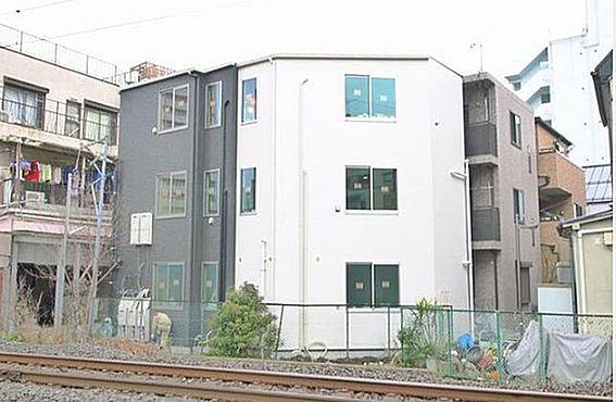 アパート-江東区亀戸8丁目 外観