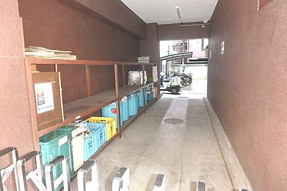 中古マンション-中央区銀座7丁目 ゴミ置き場