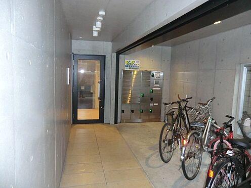 マンション(建物全部)-板橋区常盤台1丁目 屋内駐輪場