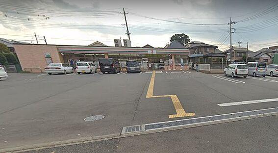区分マンション-富士見市西みずほ台2丁目 セブンイレブン富士見針ヶ谷1丁目店 徒歩 約8分(約620m)