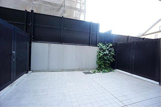 マンション(建物一部)-港区西麻布4丁目 テラス・専用庭