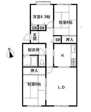 マンション(建物一部)-東松山市五領町 間取り