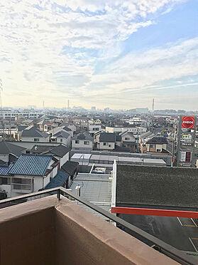 マンション(建物全部)-松戸市大金平2丁目 バルコニー