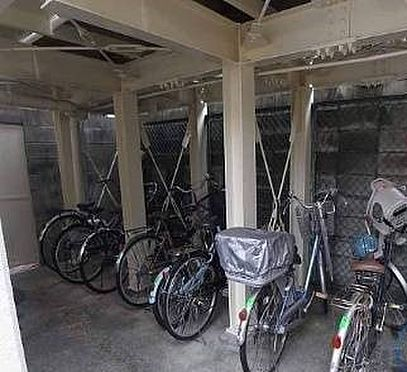 マンション(建物一部)-京都市上京区中宮町 駐輪場複数有り