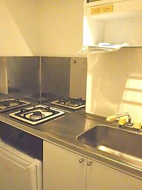 中古マンション-横浜市瀬谷区三ツ境 1口ガスコンロ付システムキッチン