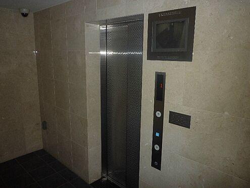 マンション(建物一部)-大阪市浪速区元町2丁目 防犯モニタつきのエレベーター