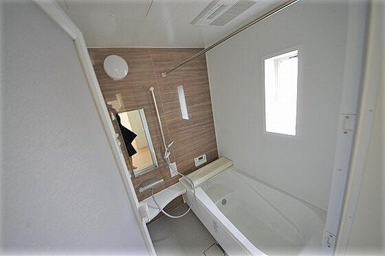 新築一戸建て-岩沼市中央4丁目 風呂