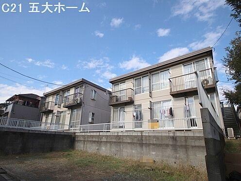 アパート-松戸市小金 外観