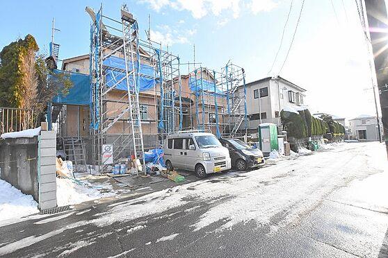 新築一戸建て-仙台市泉区泉ケ丘3丁目 外観
