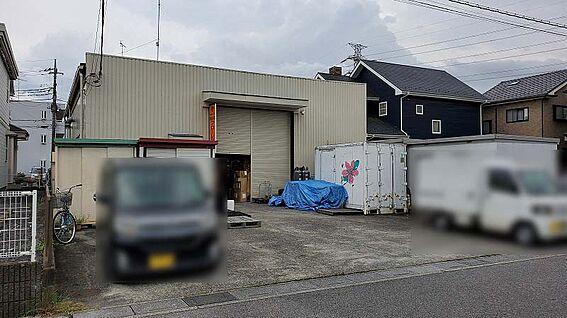 倉庫・工場-北葛飾郡杉戸町高野台南1丁目 平成26年4月に外壁塗装済み表面利回り:7.65%