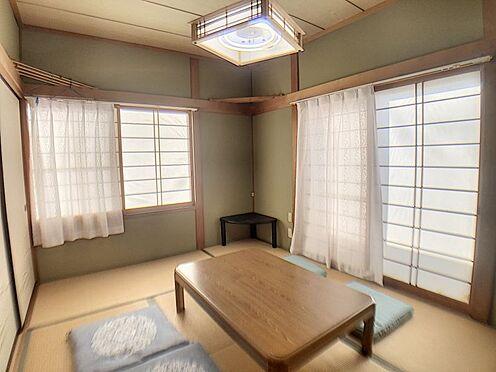 中古一戸建て-豊田市花沢町西ノ入 独立した和室は来客に便利です。