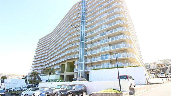 中古マンション-横須賀市武3丁目 日当たり、通風共に大変良好です。