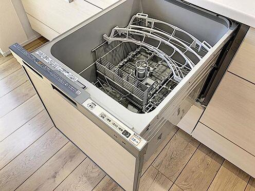 戸建賃貸-海部郡大治町大字西條字南井口 食洗機標準装備です。(同仕様)