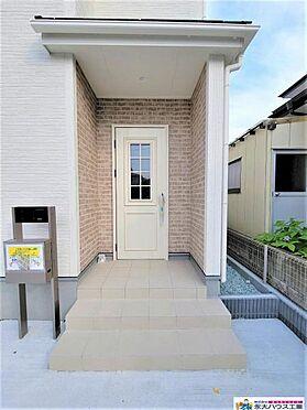 戸建賃貸-仙台市泉区山の寺1丁目 玄関