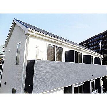アパート-横浜市南区蒔田町 外観
