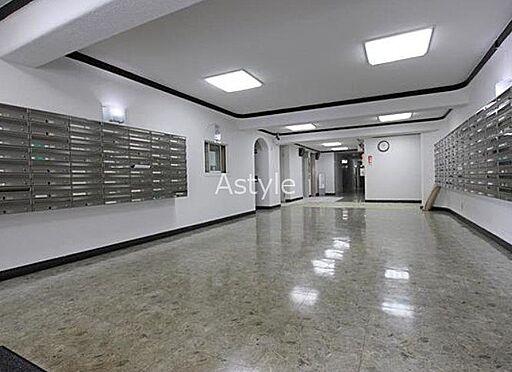 マンション(建物一部)-杉並区高円寺北4丁目 エントランス