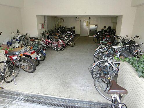 マンション(建物一部)-文京区大塚5丁目 駐輪場です。