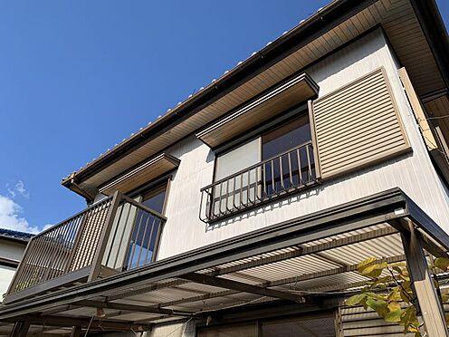 土地-豊田市西中山町神子塚 現況上物がございます、中古建てとしても検討いただけます