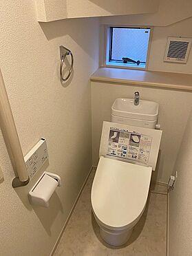 新築一戸建て-さいたま市西区三橋6丁目 トイレ
