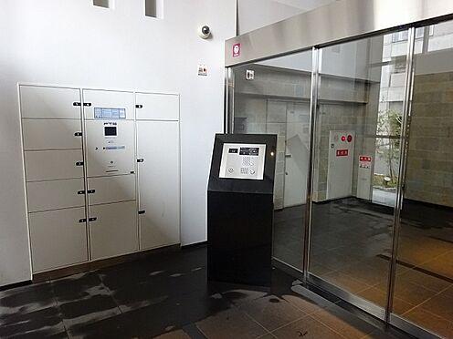 マンション(建物一部)-大阪市都島区中野町1丁目 共用部の設備も多彩です
