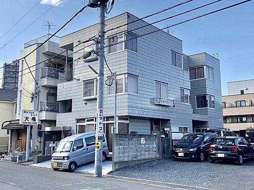 マンション(建物全部)-さいたま市南区根岸3丁目 鉄骨造陸屋根葺3階建て、一棟収益マンションです。