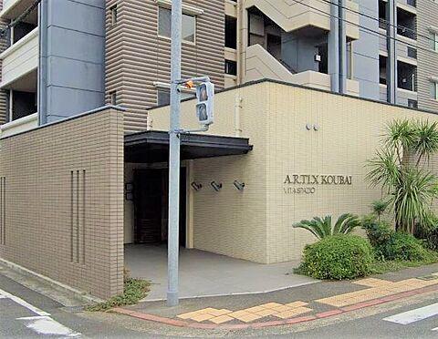 マンション(建物一部)-北九州市八幡西区紅梅2丁目 オートロック付きで、セキュリティ面も安心!