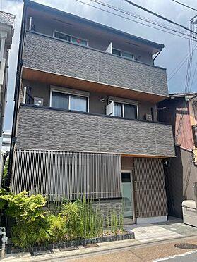 一棟マンション-京都市東山区本町16丁目 外観