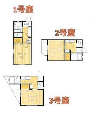 アパート-町田市成瀬5丁目 コンフォール成瀬・ライズプランニング
