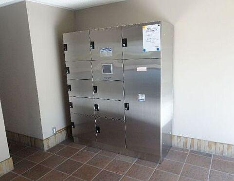 マンション(建物一部)-京都市北区大北山長谷町 宅配ボックス完備