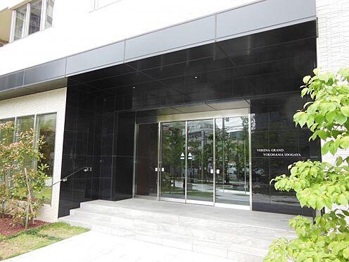 中古マンション-横浜市南区井土ケ谷中町 エントランス