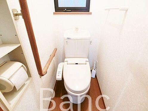 中古一戸建て-大田区新蒲田3丁目 トイレ