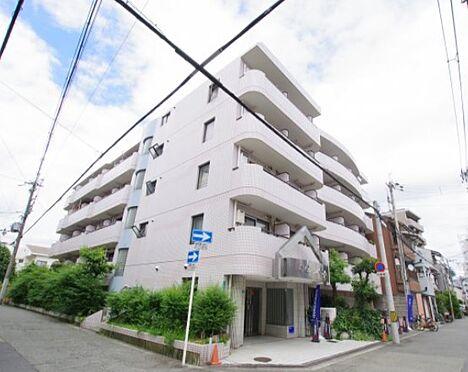 マンション(建物一部)-大阪市淀川区野中南1丁目 緑のある爽やかな外観