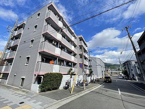 区分マンション-神戸市東灘区深江本町1丁目 前面道路