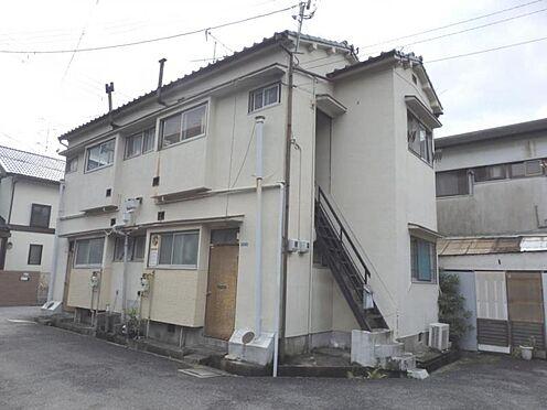 アパート-四條畷市岡山2丁目 現地外観写真