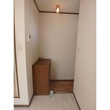 アパート-柏市根戸 玄関