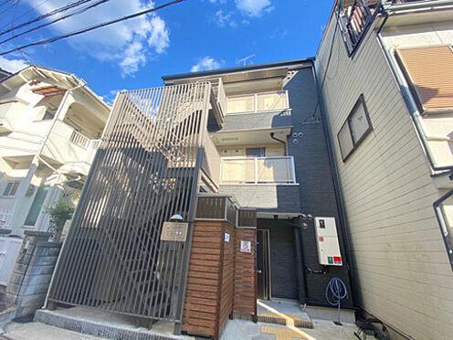 一棟マンション-京都市東山区福稲柿本町 外観